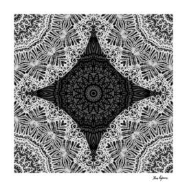 Mandala Mehndi Style G474