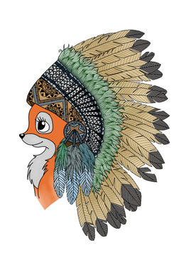 Tribal Fox