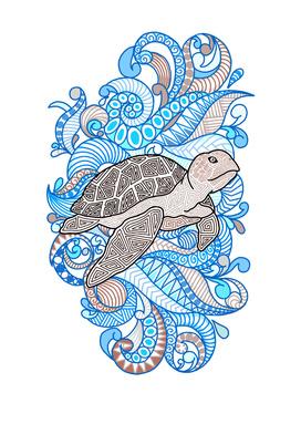 Turtle - Just Keeps Swimming