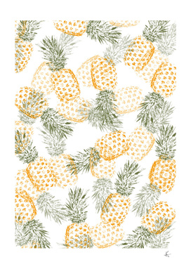 pineapple mess