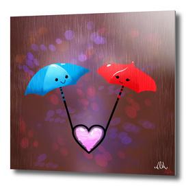 Valetine Umbrellas