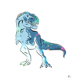 T-Rex | Pop Art