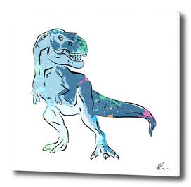 T-Rex | Pop Art