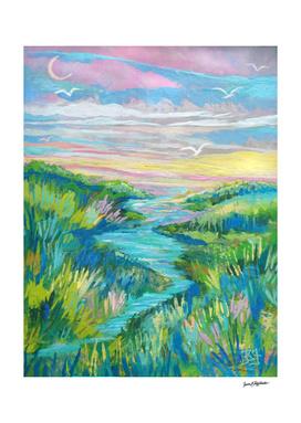 Ocean Marsh