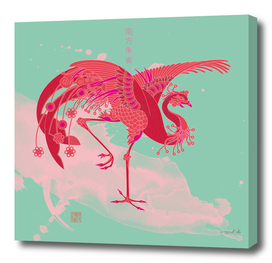 Vermilion Bird of the South