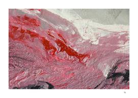 Pink landscape