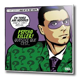 Post-Punk Psycho