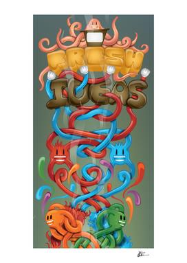 Jelly Bits - Fresh Ideas - 1