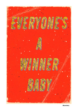 Everyone's a Winner, Baby – A Hell Songbook Edition