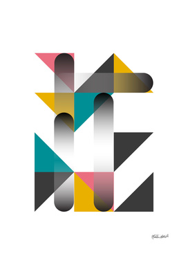 Geometric Poster 5
