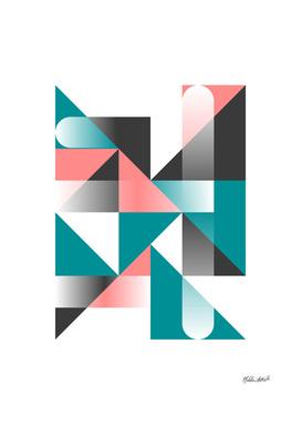 Geometric Poster 8