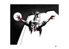 Lamppost Vampire