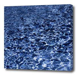water and ripples
