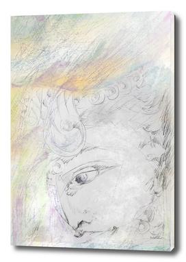 Dreaming Goddess