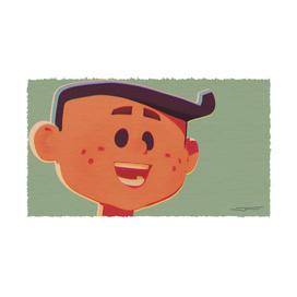 1950's Kid