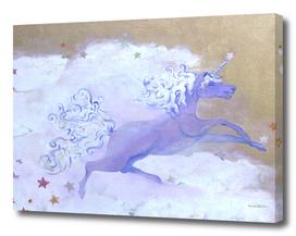 Unicorn in Flight
