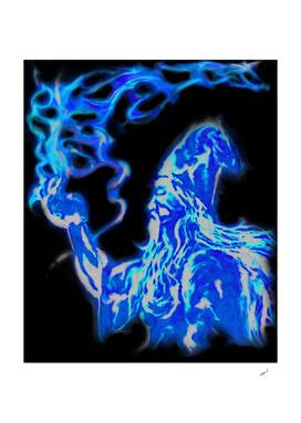 wizard-in-blue