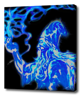 wizard-in-blue