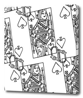Queen of Spades, Queen of Spaces