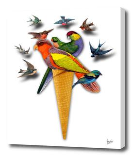 BIRDS ICE CREAM