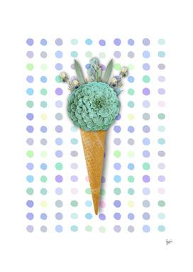 SUCCULENT CACTUS ICE CREAM