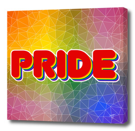 Triangular Rainbow Pride