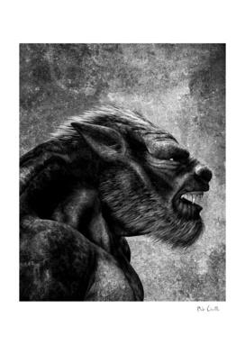 Portrait of a Werewolf