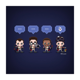 Ghost Busters 16-bit