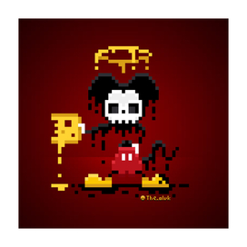 Skulltoon 16-bit Mickey