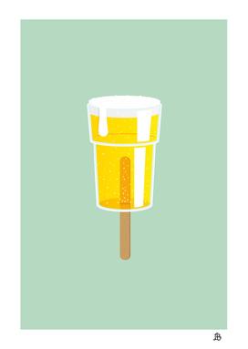 Beer cream