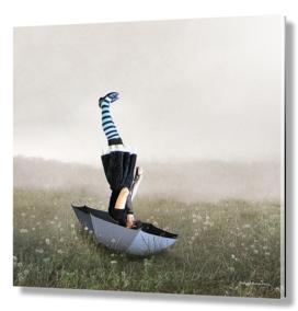 Umbrella melancholy