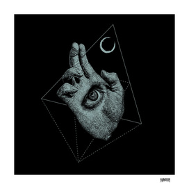 Eye of the hand