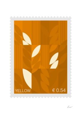 Yellow Stamp