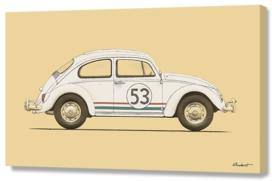 Famous Car #4 - VW Beetle