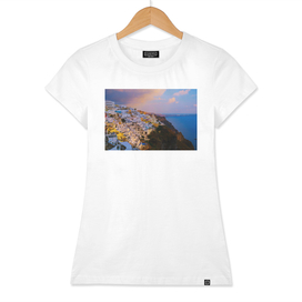 Santorini,Fira