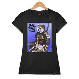 Shiba Inu Samurai