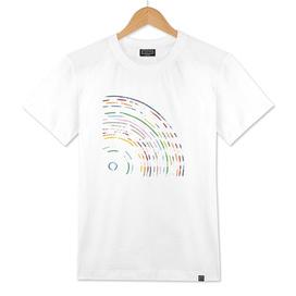 Rainbow Part Disc