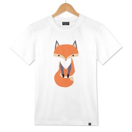 Little Fox Illustration