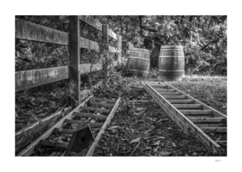 Ladders & Barrels