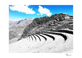 Sky Around the World-Peru