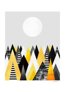 Yellow Peaks 2