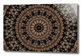 Textile Mandala II