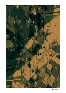 Overlapping Urban Sprawl