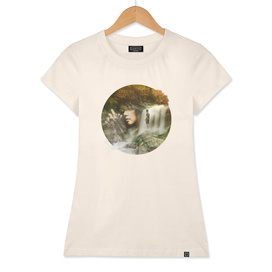 forest girl T-Shirts