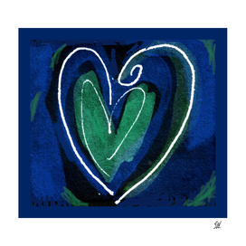 Embraced By Love II ~ Blue Emotions