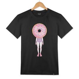 Summer Party of Pink Doughnut