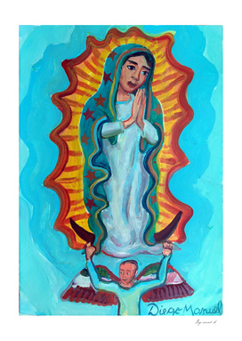 Virgin of Guadalupe 1A
