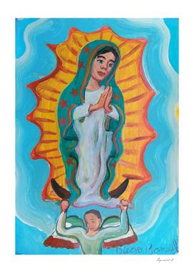 Virgin of Guadalupe 1B