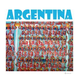 Argentina soccer fans 2