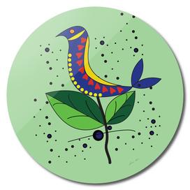Lovely bird